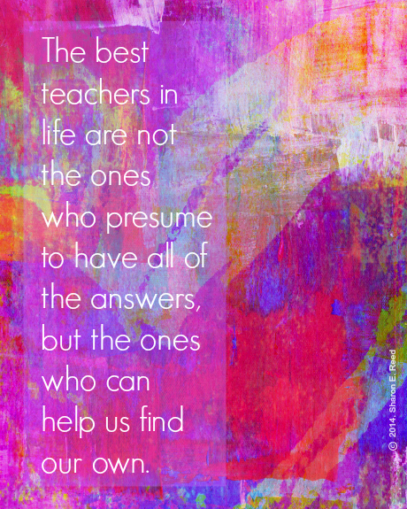 Best teachers_8x10 with transparent overlay_mixed media_©_1