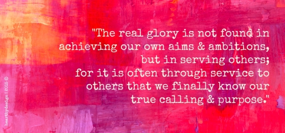 Calling and Purpose
